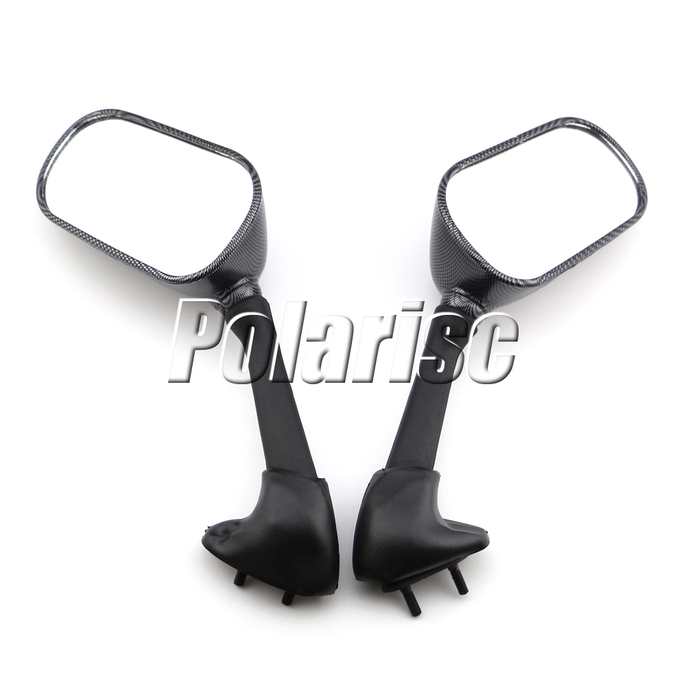 Motorcycle rearview mirrors for yamaha yzf r6 2003 2005 for Yamaha r6 aftermarket mirrors